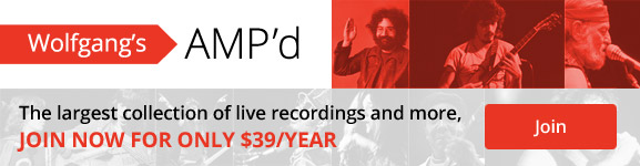The greatest collection of live recordings online, unlimited streaming for only $39/year