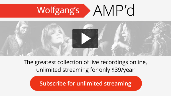 Become a Wolfgang's subscriber